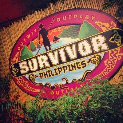Survivor: Philippines!