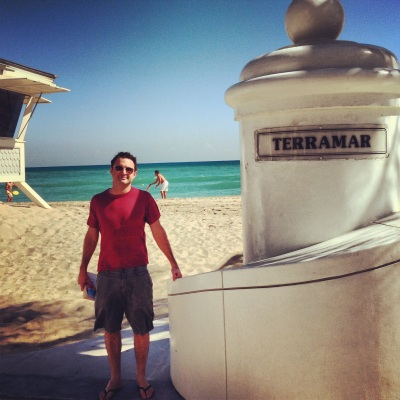 TERRAMAR BEACH IN FORT LAUDERDALE