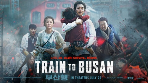 Korea's first zombie movie